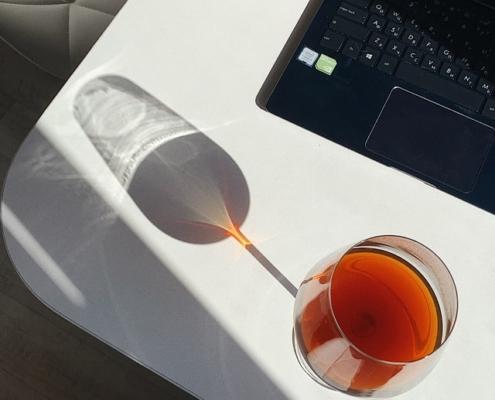 so gehen B2B online Weinproben für Winzer